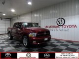 2012 Deep Cherry Red Crystal Pearl Dodge Ram 1500 Express Crew Cab #75726398