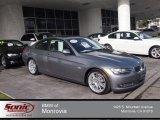 2010 Space Gray Metallic BMW 3 Series 335i Coupe #75726721