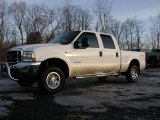2004 Oxford White Ford F250 Super Duty FX4 Crew Cab 4x4 #75726987