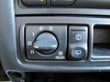 2004 Chevrolet Venture LS Controls