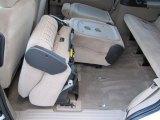 2004 Chevrolet Venture LS Rear Seat