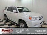 2013 Blizzard White Pearl Toyota 4Runner SR5 4x4 #75726830