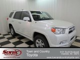 2013 Blizzard White Pearl Toyota 4Runner SR5 4x4 #75726828