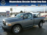 2012 Mineral Gray Metallic Dodge Ram 1500 ST Regular Cab #75726686