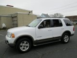 2004 Oxford White Ford Explorer Eddie Bauer 4x4 #75786924
