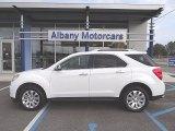 2010 Summit White Chevrolet Equinox LTZ #75786742