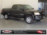 2005 Black Toyota Tundra Limited Access Cab #75787655