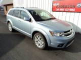 2013 Winter Chill Pearl Dodge Journey SXT #75787829