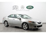 2010 Palladium Metallic Acura TSX V6 Sedan #75786911
