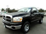 2006 Dodge Ram 1500 Brilliant Black Crystal Pearl