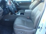 2011 Lexus GX Interiors