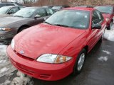 2002 Chevrolet Cavalier Sedan Front 3/4 View