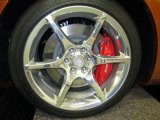 Dodge Viper 2010 Wheels and Tires