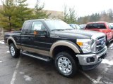 2013 Ford F250 Super Duty Lariat SuperCab 4x4 Data, Info and Specs