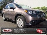 2013 Urban Titanium Metallic Honda CR-V EX-L #75786309