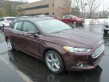 2013 Bordeaux Reserve Red Metallic Ford Fusion SE 1.6 EcoBoost #75787578