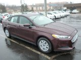 2013 Bordeaux Reserve Red Metallic Ford Fusion S #75787577