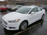 2013 Ford Fusion Titanium AWD Data, Info and Specs