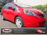 2013 Milano Red Honda Fit  #75786305