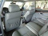 2000 BMW 7 Series Interiors