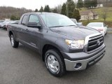 2012 Magnetic Gray Metallic Toyota Tundra TRD Double Cab 4x4 #75787743