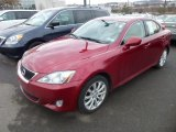 2008 Lexus IS 250 AWD Front 3/4 View