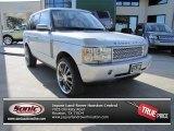 2005 Zambezi Silver Metallic Land Rover Range Rover HSE #75787738