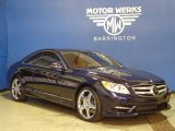 2012 Mercedes-Benz CL 550 4MATIC