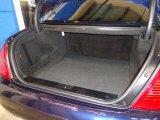 2012 Mercedes-Benz CL 550 4MATIC Trunk
