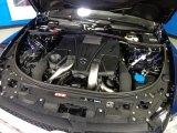 2012 Mercedes-Benz CL 550 4MATIC 4.6 Liter Twin-Turbo GDI DOHC 32-Valve VVT V8 Engine