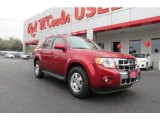 2009 Sangria Red Metallic Ford Escape Limited V6 #75787535