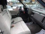 1993 GMC Sierra 1500 Interiors