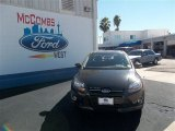 2013 Tuxedo Black Ford Focus Titanium Sedan #75787525