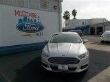 2013 Ingot Silver Metallic Ford Fusion S #75787522