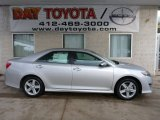 2013 Classic Silver Metallic Toyota Camry SE #75786424