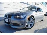 2010 Space Gray Metallic BMW 3 Series 335i Coupe #75786415