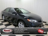 2012 Attitude Black Metallic Toyota Camry SE #75786818