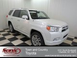 2013 Blizzard White Pearl Toyota 4Runner Limited 4x4 #75786814