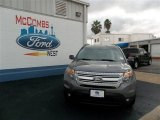 2013 Sterling Gray Metallic Ford Explorer XLT #75787503