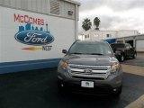 2013 Sterling Gray Metallic Ford Explorer XLT #75787503