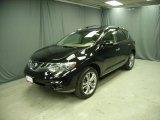 2011 Super Black Nissan Murano LE AWD #75786965