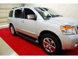 2012 Brilliant Silver Nissan Armada Platinum #75786591