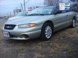 1999 Chrysler Sebring Light Cypress Green Pearl