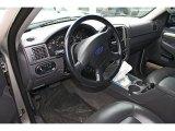 2003 Ford Explorer XLT 4x4 Midnight Gray Interior