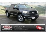 2013 Black Toyota Tundra TRD Rock Warrior CrewMax 4x4 #75786243