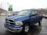 2011 Deep Water Blue Pearl Dodge Ram 1500 SLT Quad Cab 4x4 #75786773