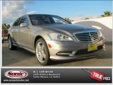 2013 Palladium Silver Metallic Mercedes-Benz S 550 Sedan #75786573