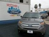 2013 Sterling Gray Metallic Ford Explorer XLT #75871270