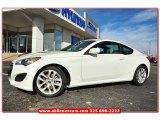 2013 White Satin Pearl Hyundai Genesis Coupe 2.0T Premium #75871368