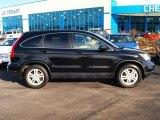 2011 Crystal Black Pearl Honda CR-V EX-L 4WD #75871259